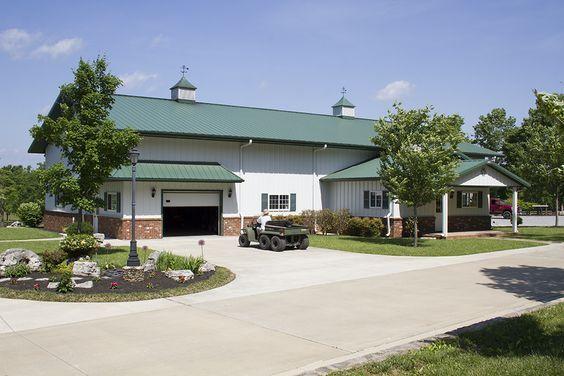 Morton Buildings Farm Shop In Lebanon Tennessee Morton Building Farm Buildings Pole Buildings