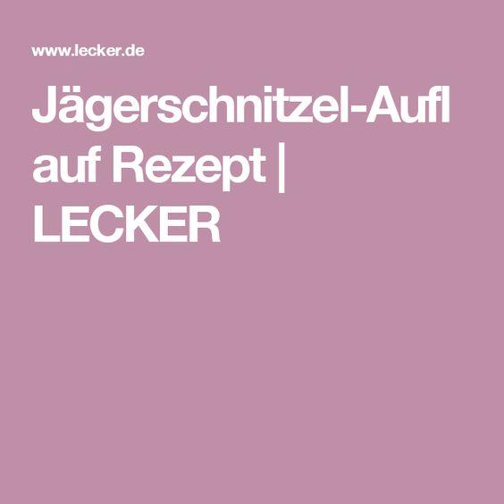 Jägerschnitzel-Auflauf Rezept   LECKER