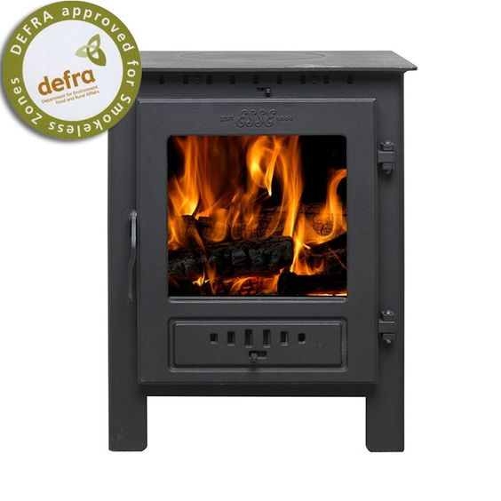 Esse 1SE Wood Burning Stove - Multi Fuel Stoves - All Stoves - Stoves Are Us