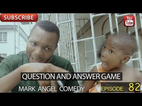 DOWNLOAD:MarkAngelComedy ft. Emmanuella  QUESTION AND ANSWER GAME (Episode 82)