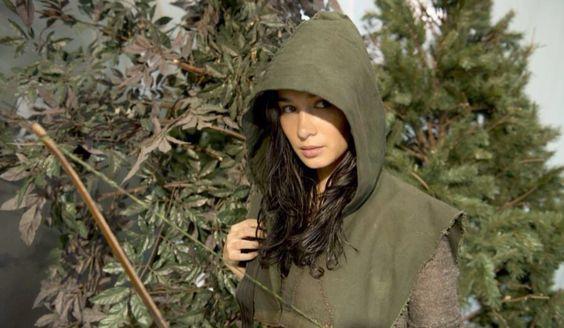 Arrow - Celina Jade as Shado