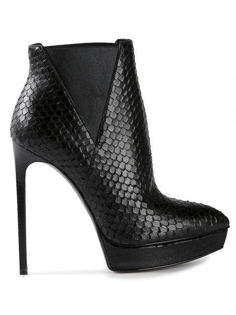 Saint Laurent Ankle Boot - - Farfetch.com: