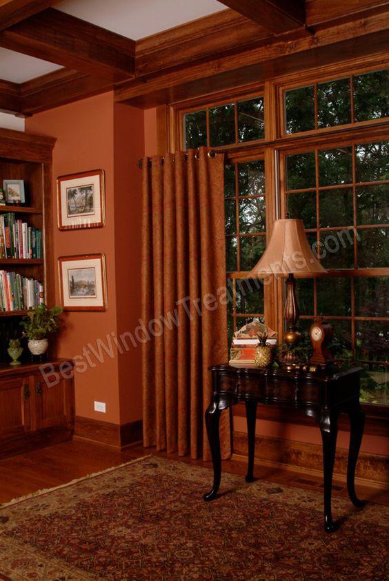Curtains Ideas curtains double width : Custom Grommet Style Curtains - Double Width - Group 4 ...