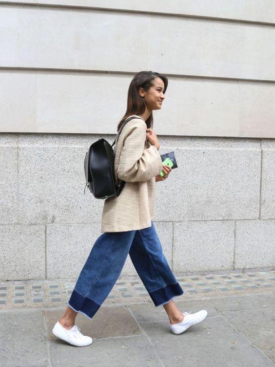20 Looks Que Demuestran Que Los Culotte Jeans No Pueden Faltar En Tu Clóset   Cut & Paste – Blog de Moda