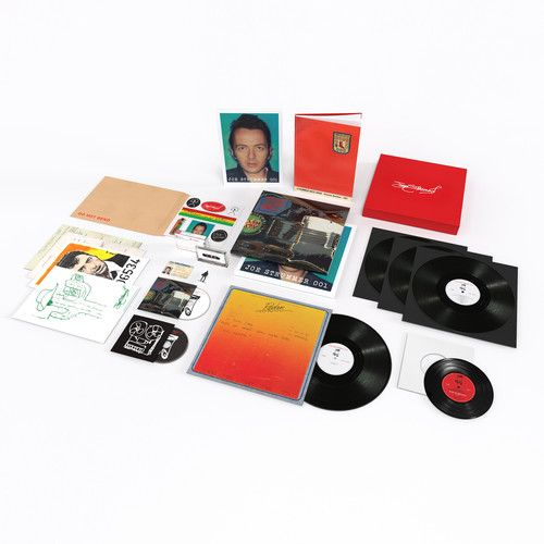 Joe Strummer Joe Strummer 001 On Popmarket Joe Strummer Lp Vinyl Boxset