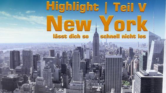 AIDA KREUZFAHRT | Montreal Teil V, (HD) magic lights of NEW YORK, 2 TOP ...