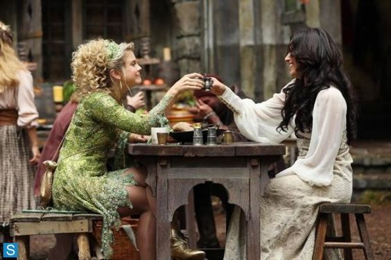 Once Upon a Time - Episode 3.03 - Quite a Common Fairy - Promotional Photos (2)