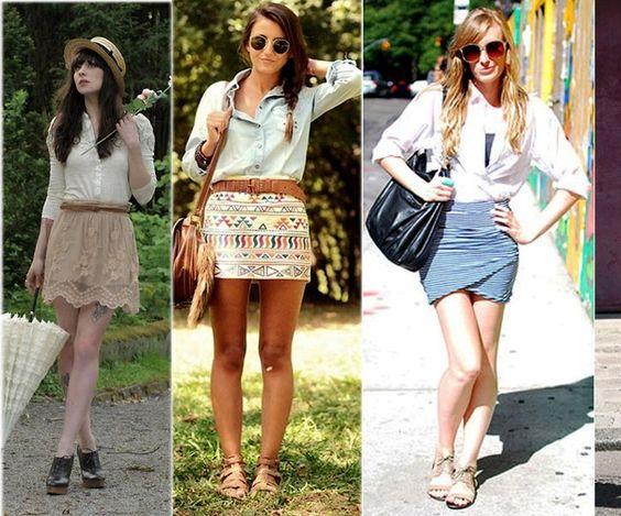 #camisa+saia