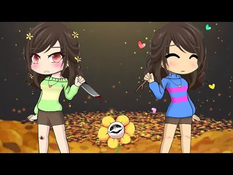 Fandom Edits Mandytea Gacha Edits Youtube Undertale Anime Fandoms