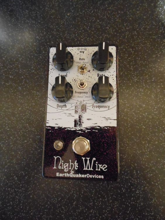 EarthQuaker Devices | Night Wire Dynamic Tremolo