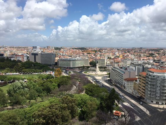 Vista do quarto - Four Seasons Hotel Ritz Lisbon