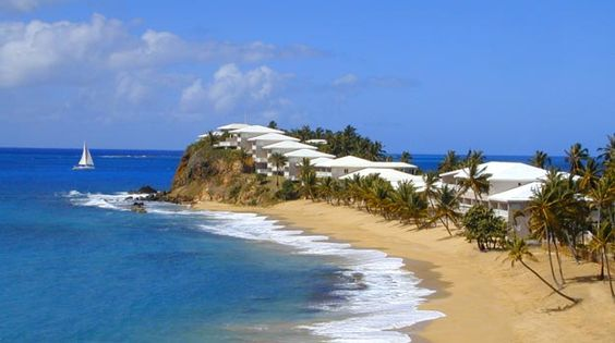 Curtain Bluff Resort In The British West Indies Our Favorite