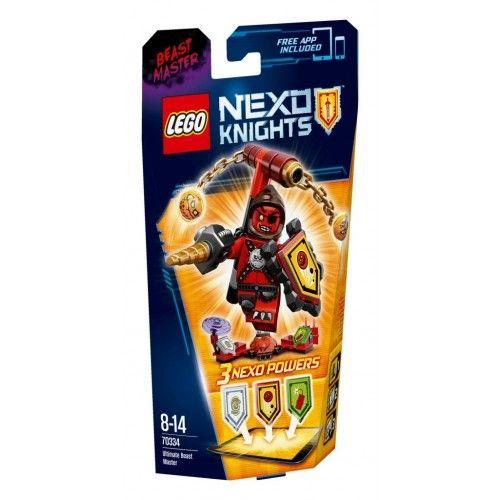 Lego 70334 Ultimate Monster Meester