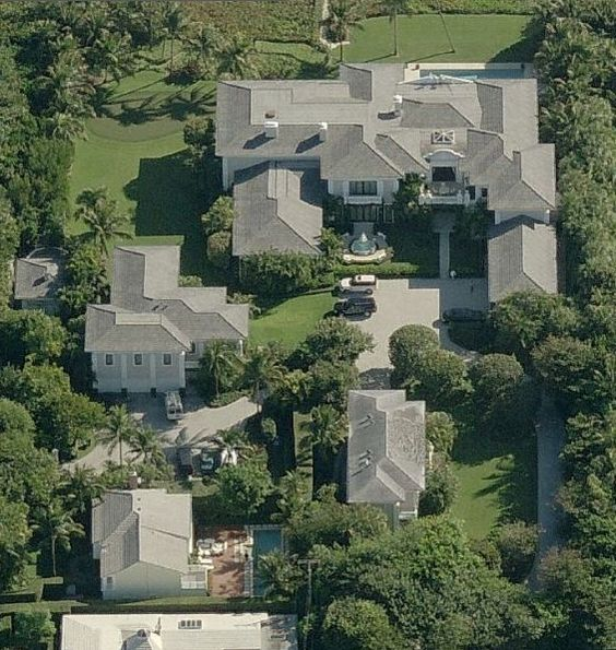 Rush Limbaugh House Address Palm Beach