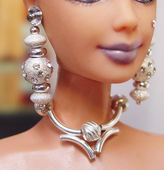 dolls jewelry  ninimomo  / 9..31