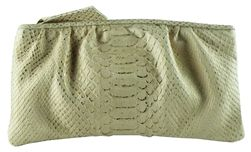 Nightingale Mini Embossed Snakeskin Clutch  #madeintheusa #Clutch
