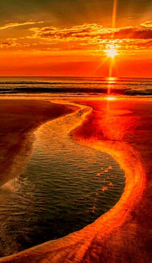 Pin By Lenhaman On Sunset In 2020 Beautiful Sunset Nature Pictures Beautiful Landscapes