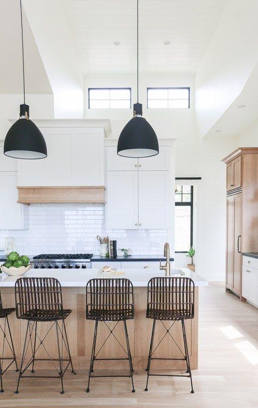Creating A Warm And Inviting Kitchen White Modern Kitchen White