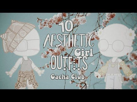10 Aesthetic Gacha Club Outfits Youtube In 2020 Club Outfits Club Night Club Outfits