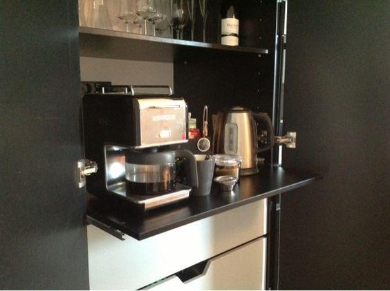Aamiaiskaappi  Keittiö  Pinterest  Breakfast and Cabinets