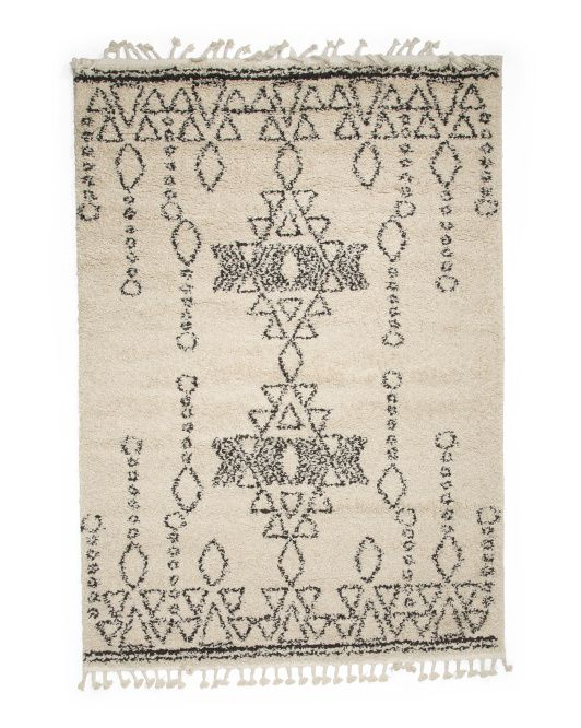 Made In Turkey Moroccan Tribal Area Rug Square Rugs Rugs