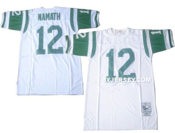 http://www.xjersey.com/new-york-jets-12-namath-white-throwback-jerseys.html Only$34.00 NEW YORK JETS 12 NAMATH WHITE THROWBACK JERSEYS #Free #Shipping!