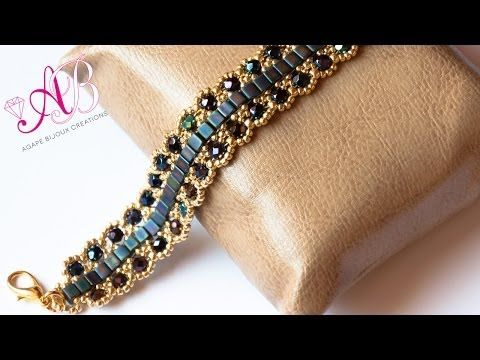 Bracelets, Bijoux and Videos on Pinterest