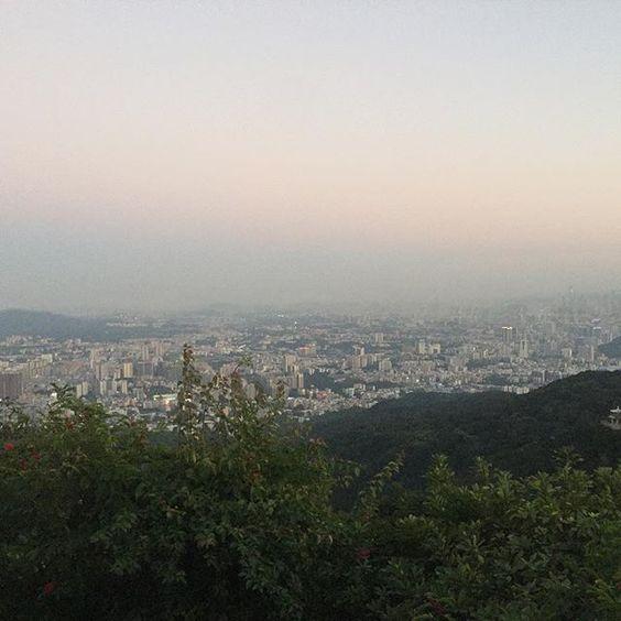 2016/11/28 00:45:37 huhuhasuli #运动日#新鲜空气#放松心情#健康  #健康