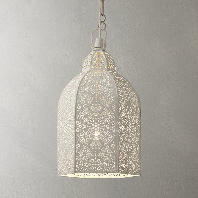 John Lewis Malika Ceiling Light £75