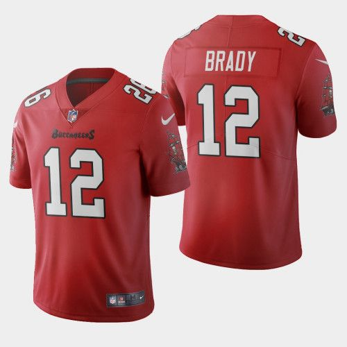 Men S Tampa Bay Buccaneers 12 Tom Brady Jersey Red Game 2020 In 2020 Tampa Bay Buccaneers Tampa Bay Bucs Tampa Bay