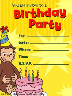 Looking for Curious George party ideas and supplies? Your search is over! I have gathered a comprehensive selection of party ideas and supplies...: