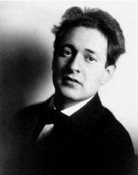Erich Wolfgang Korngold, 20th century Austrian composer
