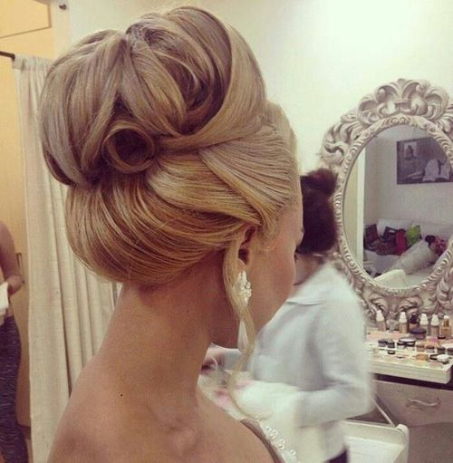 this is it. I love love love the big sock buns: