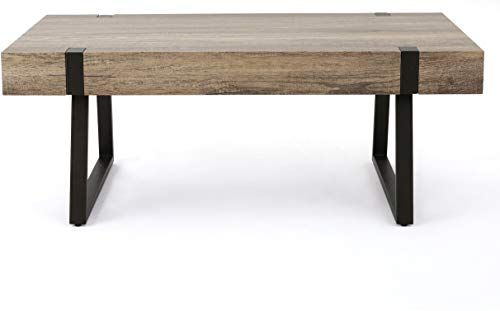 New Christopher Knight Home 299986 Genwa Canyon Grey Wood Coffee Table Online Shopping In 2020 Grey Wood Coffee Table Grey Wood Living Room Furniture