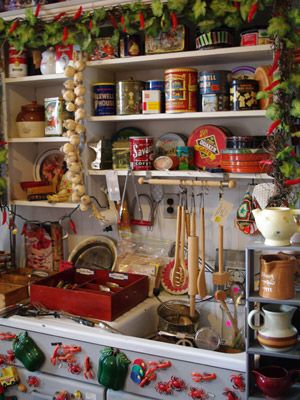 """Delaware Meander in to the first floor of the old four-square house that plays host to Blueberry Hill Resale in Bellefonte, and pick your poison, says Rebecca Harkin, who blogs about interesting artists at Threads and Snippets. """"This is a great place for lovers of kitsch,"""" Harkin says, """"though they have a little of everything."""" Find your way through rooms of vintage clothing, textiles, china, and small accent furnishings that spill out onto the enclosed porch and into the yard.  1015…"""