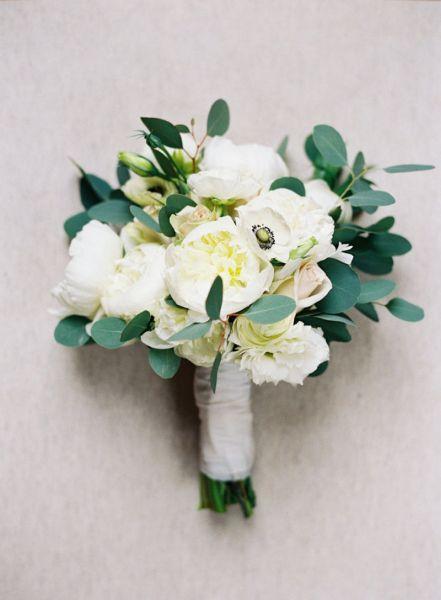 Wildblumen im Brautstrauß 2017 – Tolles Highlight für rustikale Hochzeiten Image: 17