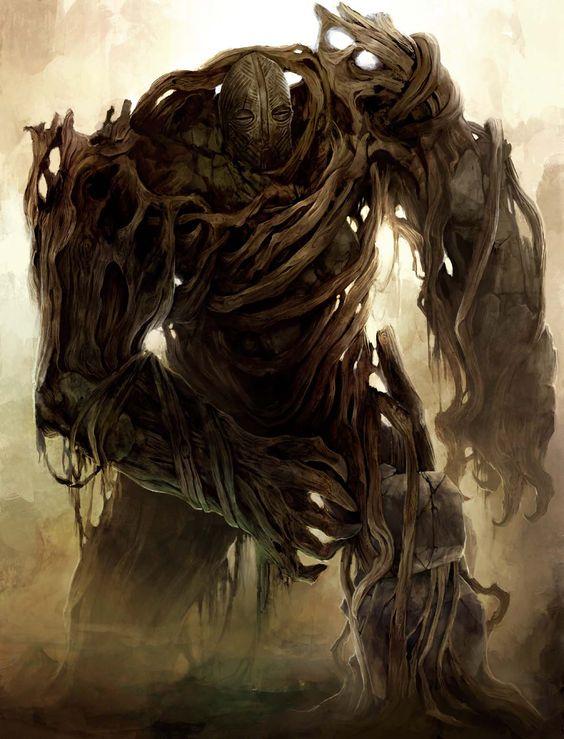 Mythical Creature - Golems