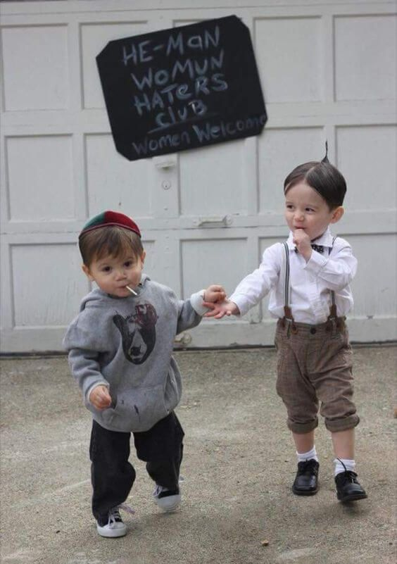 19 Of The Best Halloween Costume Ideas For Brothers Boy Halloween Costumes Baby Boy Halloween Halloween Costumes For Brothers