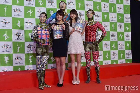久松郁実(前列中左)と松元絵里花(前列中右)(C)モデルプレス