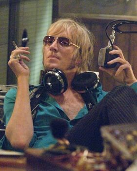 Rhys Ifans in 'The Boat that Rocked'