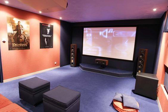 album 20 pour le plaisir des yeux photos de salle home cin ma pour r ver un peu beaucoup. Black Bedroom Furniture Sets. Home Design Ideas