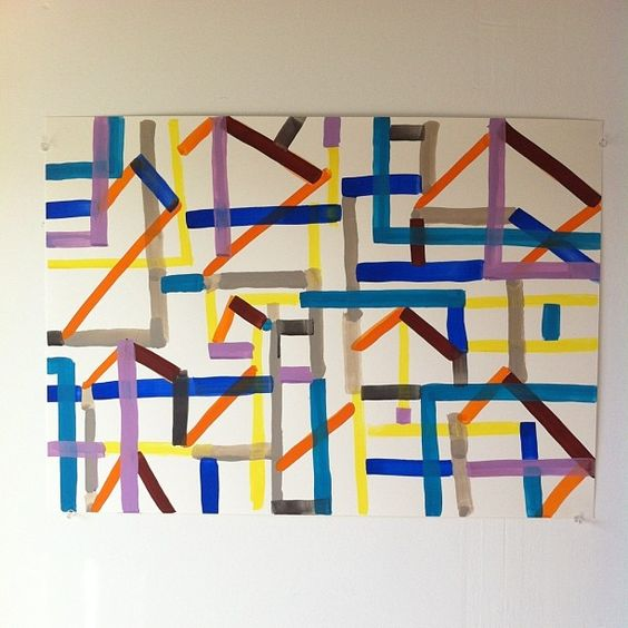 Judith Bryony Farr gouache on A2 paper