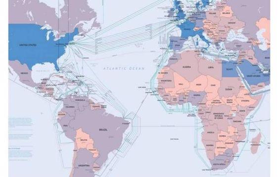 Telefonica ligará Brasil e EUA (USA) com novo cabo submarino