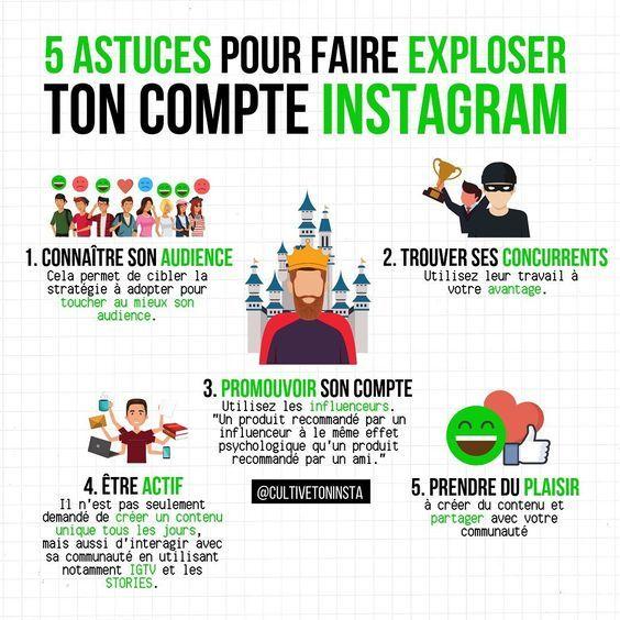 Comment Avoir Des Amis Sur Instagram