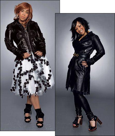 Tina & Erica Campbell (Mary Mary)