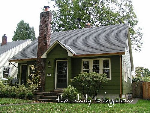 Green Exterior Paint Color Schemes green shingle | house: paint the outside | pinterest | exterior