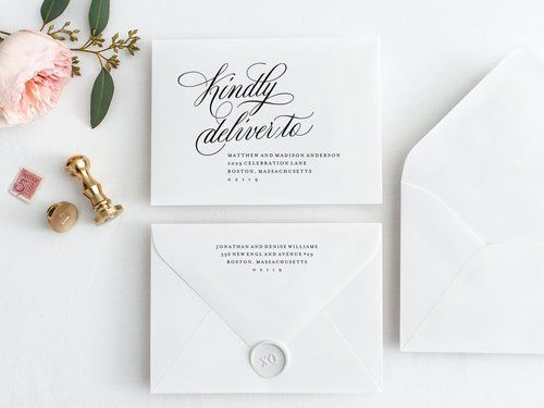 17 Best images about Editable Templates on Pinterest Wedding - a7 envelope template