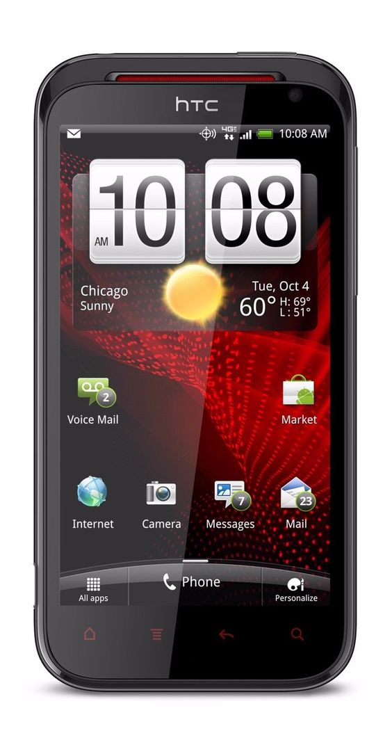 HTC Rezound ADR6425L Verizon 4G LTE Android Cell Smartphone FAIR / GOOD 644419 https://t.co/Hy0eD2n0gV https://t.co/TcGStmzxWe