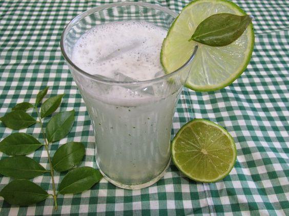 .: Suco de Pitanga sem Pitanga