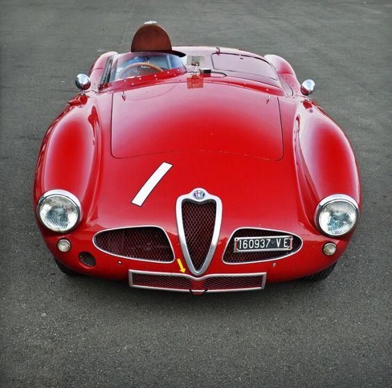 Very rare 3000 Disco Volante Alpha Romeo neacksr.tumblr.com